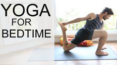 Yoga for bedtime / nighttime with Tim Senesi