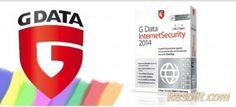 G Data Internet Security 2014 bản quyền 3 tháng