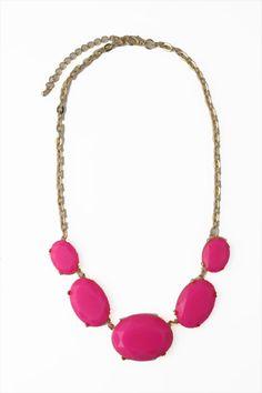Ovally Neon Necklace-trendy fashion jewelry necklace, unique fashion jewelry necklace, chic fashion jewelry necklace, inexpensive jewelry necklace