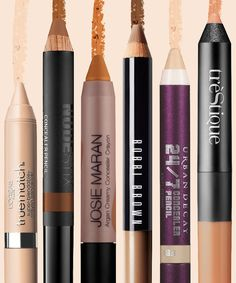 The best crayon concealers for mess-free touch-ups on the go.