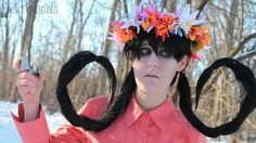 Don't Starve Willow Cosplay