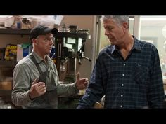 Anthony Bourdain Visits Master Bladesmith Bob Kramer to See How His Knives are Made «TwistedSifter