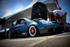Volkswagen - Phat V on BBS