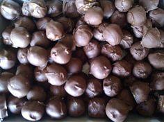 Praying Twice: Chocolate Covered Peanut Butter Ball Awesomeness