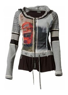 this would definitely be my style, but as it is a Sportalm piece, it is quite expensive
