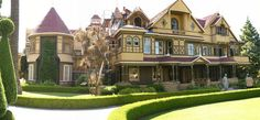 bucket list: the manchester mystery house in california. loved reading about this in my mystery books when i was little.