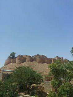 Jaisalmer in Rājasthān
