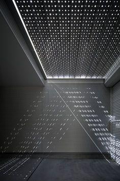 Light Grain House, Osaka, 2016 - Yoshiaki Yamashita