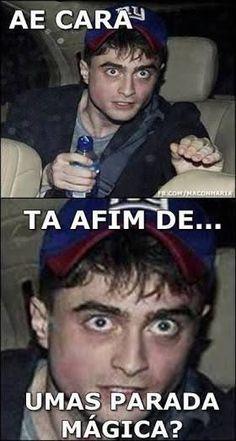 New Memes Em Portugues Harry Potter Ideas Harry Potter Spells, Harry Potter Quotes, Harry Potter Universal, Memes Status, New Memes, Dankest Memes, Memes In Real Life, Memes Funny Faces, Thing 1