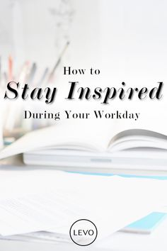 Ways to say Inspired | Work #Inspiration.
