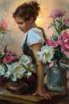 Daniel Gerhartz Paintings - Bing Images