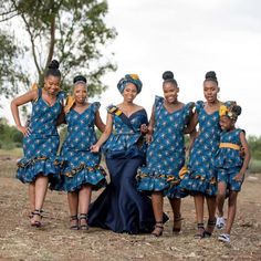 A Tswana Inspired Traditinal Wedding