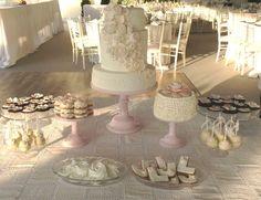 idea mesa dulce para boda