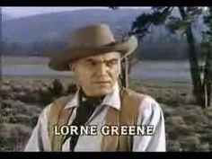 Bonanza - TV Western Shows - with Michael Landon, Lorne Greene, Pernell Roberts, Dan Blocker, this was probably the most popular TV western. Lorne Greene, Bonanza Tv Show, Pernell Roberts, Michael Landon, Tv Westerns, Vintage Tv, Good Movies, Thailand, Nostalgia