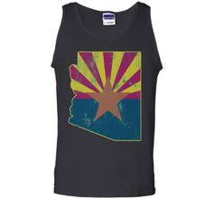 Cool Vintage Distressed Arizona State Outline Flag ShirtFind out more at https://www.itee.shop/products/cool-vintage-distressed-arizona-state-outline-flag-shirt-tank-top-b01ctbaf8e #tee #tshirt #named tshirt #hobbie tshirts #Cool Vintage Distressed Arizona State Outline Flag Shirt