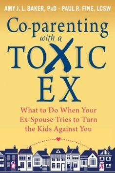 "In Co-parenting with a Toxic Ex , a nationally recognized parenting expert offers you a positive parenting approach to dealing with a hostile ex-spouse. You'll learn to avoid the most common mistakes of coparenting, how to avoid ""parental alienation syndrome,"" and effective techniques for talking to your children in a way that fosters open and honest response. In addition, you'll learn how to protect your children from painful loyalty conflicts between you and your ex-spouse. how divorce…"