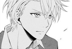 Itsuki | Fukigen Na Mononokean #aychan-orimangacrop