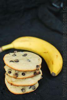 Mandy kertje és konyhája : Banános-csokis keksz Winter Food, Food And Drink, Banana, Sweets, Fruit, Cake, Blog, Gummi Candy, Candy