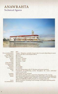 Anawrahta - Boat Details