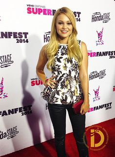 Olivia Holt: Vevo CERTIFIED SuperFanFest Pretty | I Didn't Do It Deets