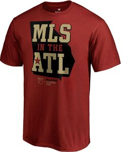 a6f7ee7a05d MLS Men s 2018 MLS All-Star Game Hometown Red T-Shirt