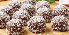 Sunne kokosboller