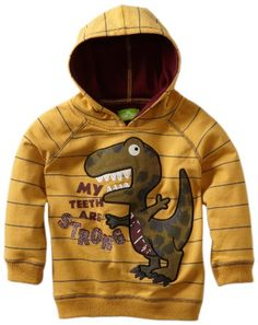 My Teeth Are Strong Hooded Pullover