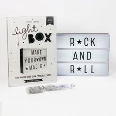 Leuchtkasten LIGHT BOX …