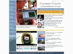 The Colorado College (familiarly known as CC) is a private liberal arts college in Colorado Springs, Colorado, United States, in the foothills of the Rocky Mountains. It was founded in 1874 by Thomas Nelson Haskell.[4] The college enrolls approximately 2,000 undergraduates at its 90-acre (36 ha) campus, 70 miles (110 km) south of Denver in Colorado Springs.