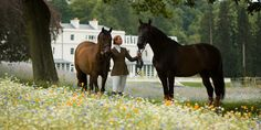 Luxury Horse Riding Breaks UK, Equestrian Centre & Polo Berkshire UK