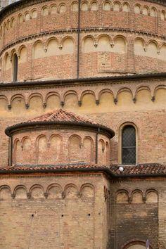 Padova, Battistero del Duomo. XII secolo
