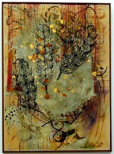 Sigmar Polke  Envy and Greed  1984