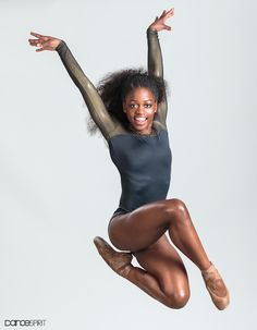 Michaela DePrince (photo by Michel Schnater)