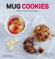 Mug cookies, éditions Marabout, Christelle Huet-Gomez, Akiko Ida, Christine Legeret