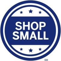 Shop small, shop local.
