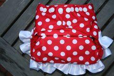 Reuseable Swim Diaper / Hybrid Shell Little Nims by NiminyPiminy, $35.00