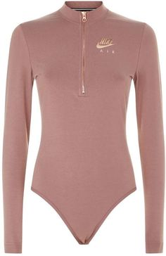 designer clothing, luxury gifts and fashion accessories Nike Long Sleeve Bodysuit Nike Outfits, Teen Fashion Outfits, Swag Outfits, Skirt Outfits, Trendy Outfits, Emo Fashion, Long Sleeve Bodysuit, Lace Bodysuit, Bodysuit With Sleeves