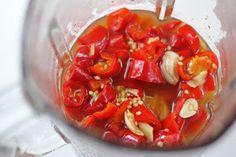 Blue Kale Road: Homemade Sriracha