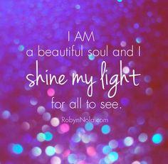 I am a beautiful soul