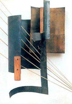 Vladimir Tatlin (December 28 1883 - 1953) Counter relief, 1915 - Pictify - your social art network