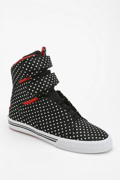 "Supra Skytop ""Hard Rock"" Custom I really like these!!! ....would they be  considered a weapon  ..razor blades.  1597e33b22"