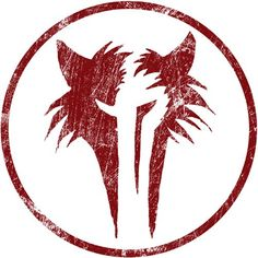 Image result for wolf symbol