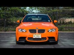 2013 #BMW M3 Lime Rock Park Edition [Winding Road POV Test Drive]