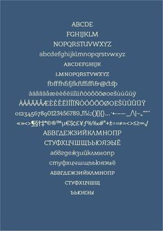 Barkentina Typeface and Free Font by Kiril Zlatkov, via Behance