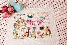 love this stitch sampler