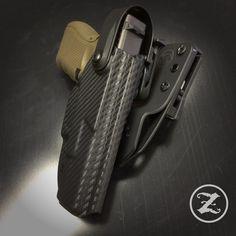 Glock 19 drop offset with thumb break