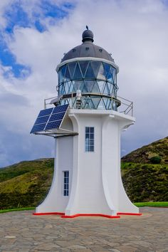 quenalbertini: Northern Lighthouse, Cape Reinga, New Zealand Light Of The World, All Over The World, Around The Worlds, North Island New Zealand, Lighthouse Pictures, D House, Tower House, Beacon Of Light, Water Tower