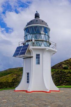 Northern Lighthouse, Cape Reinga. NZ