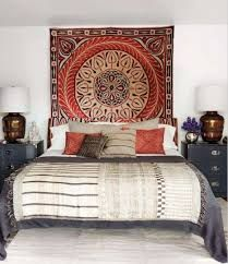 Image result for boho canopy bed