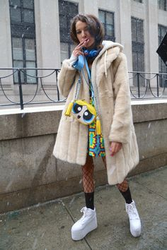 FaceHunter | A worldwide street style blog by Yvan Rodic
